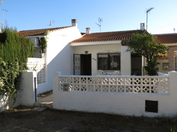 1 bath Townhouse in Torrevieja